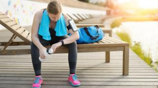 Fitness trackers 'poor during measuring calories burned'