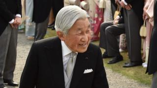 Mfalme Akihito wa Japan