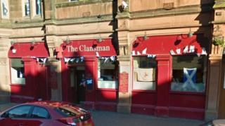 The Clansman in Kilmarnock