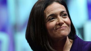 "Sheryl Sandberg said she was ""disgusted"" by ProPublica's discovery"