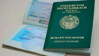 O'zbekiston pasporti