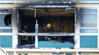 Lakanal House fire