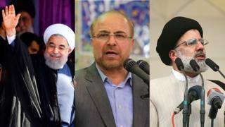 نامزدهای انتخابات ایران