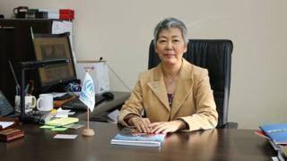 БУУнун Качкындар боюнча агенттигинин Борбор Азиядагы өкүлү Ясуко Ода