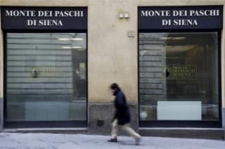 Monte dei Paschi dünyanın en eski bankası