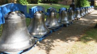 Cheltenham Minster bells