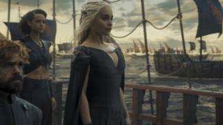 Game of Thrones dizisi