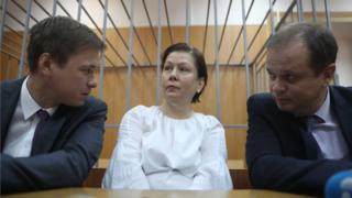 Наталья Шарина