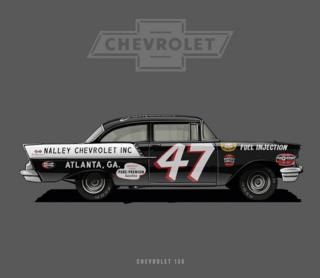 "Chevrolet 150 - ""Viuda Negra"""