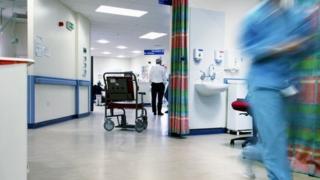Hospital ward generic photo