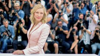 Cate Blanchett in Cannes