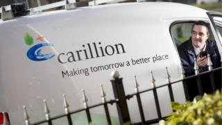 Carillion specialises in construction, as well as facilities management and maintenance