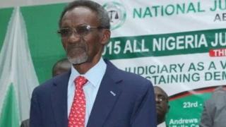 Babban mai shari'a na Nigeria, Mahmud Mohammed