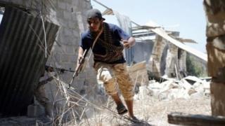 Mapigano ya kuwatoa IS mjini Sirte