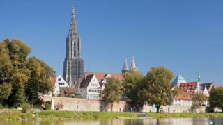 Ulm'daki kilise