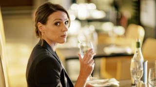What being a silent taught Suranne Jones about Doctor Foster
