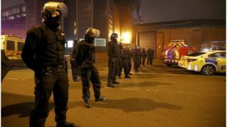 Polisi anti huru-hara