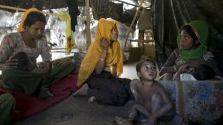 Bangladesh, pengungsi, Rohiggya
