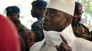 Yahya Jammeh yaramaze imyaka 22 ku butegetsi