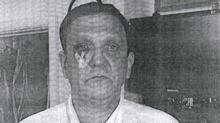 Терлюк после нападения