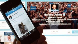 Twitter Барака Обами