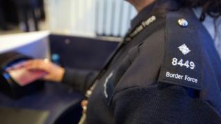 Border Force uniform