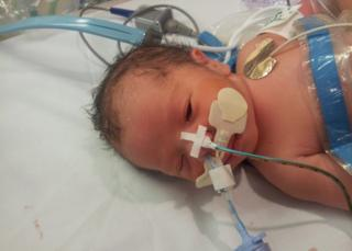 Baby Paul Mitchelhill