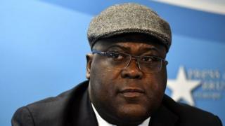 """Une partie du """"Rassemblement"""" conteste l'élection de Félix Tshisekedi (en photo) à la présidence de la coalition."""