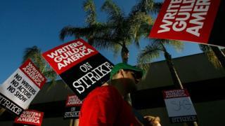 страйк у Голлівуді