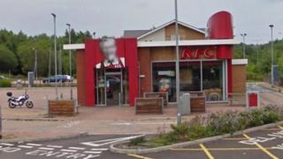 KFC Pontypool