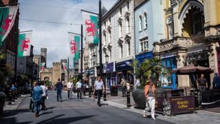 Heol Santes Fair, Caerdydd