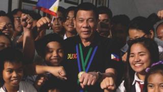 Filipina, Presiden Duterte
