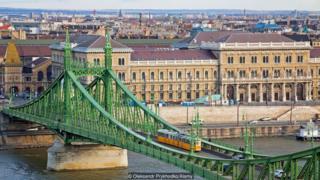 हंगरी, बुडापेस्ट, बच्चों की रेल लाइन