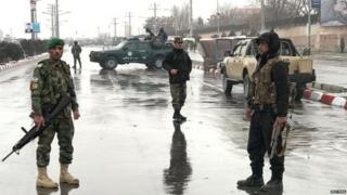 अफगाण सैनिक