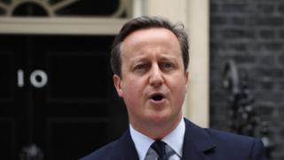 David Cameron 2016