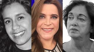 """Abril Alzaga, Edelmira Cárdenas y Sara Sefchovich estarán con nosotros en el marco de """"100 Mujeres""""."""