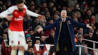 Wenger ya ce Swansea ta janyo musu karan-tsana