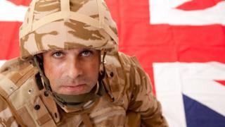 جندي بريطاني