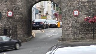 Drogheda gate