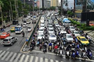 รถติด, การจราจร, ปัญหา, ทางแก้, ผลสำรวจ, ไทย, Global Traffic Scorecard Report 2016