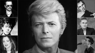 David Bowie and the musicians he influenced