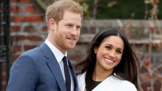 Le Prince Harry et l'actrice américaine Meghan Markle se marient le 19 mai prochain.