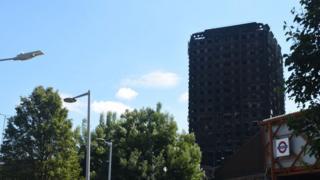 лондон, пожежа