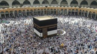 Saudiya qatarlik Haj ziyoratchilari muammolarga duch kelishi mumkin, deya ogohlantirgan edi