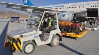 دهلیز هوایی افغانستان و هند