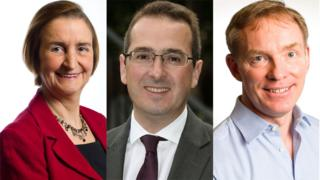 Nia Griffith, Owen Smith and Chris Bryant