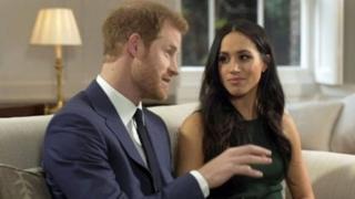 Meghan dan Pangeran Harry