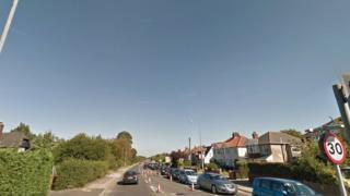 Woodbridge Road East