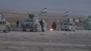 Musul'da Irak güçleri