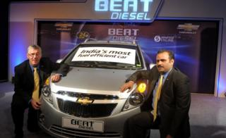 The organisation announced that it would honour strange Chevrolet car warranties.